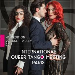 La Vie en Rose International Queer Tango Meeting Paris 4ème édition 2017