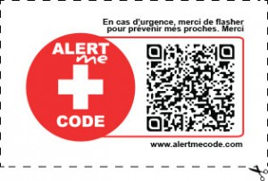 Exemple d\'AlertMe Code
