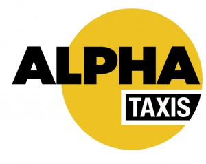 logo alpha taxis
