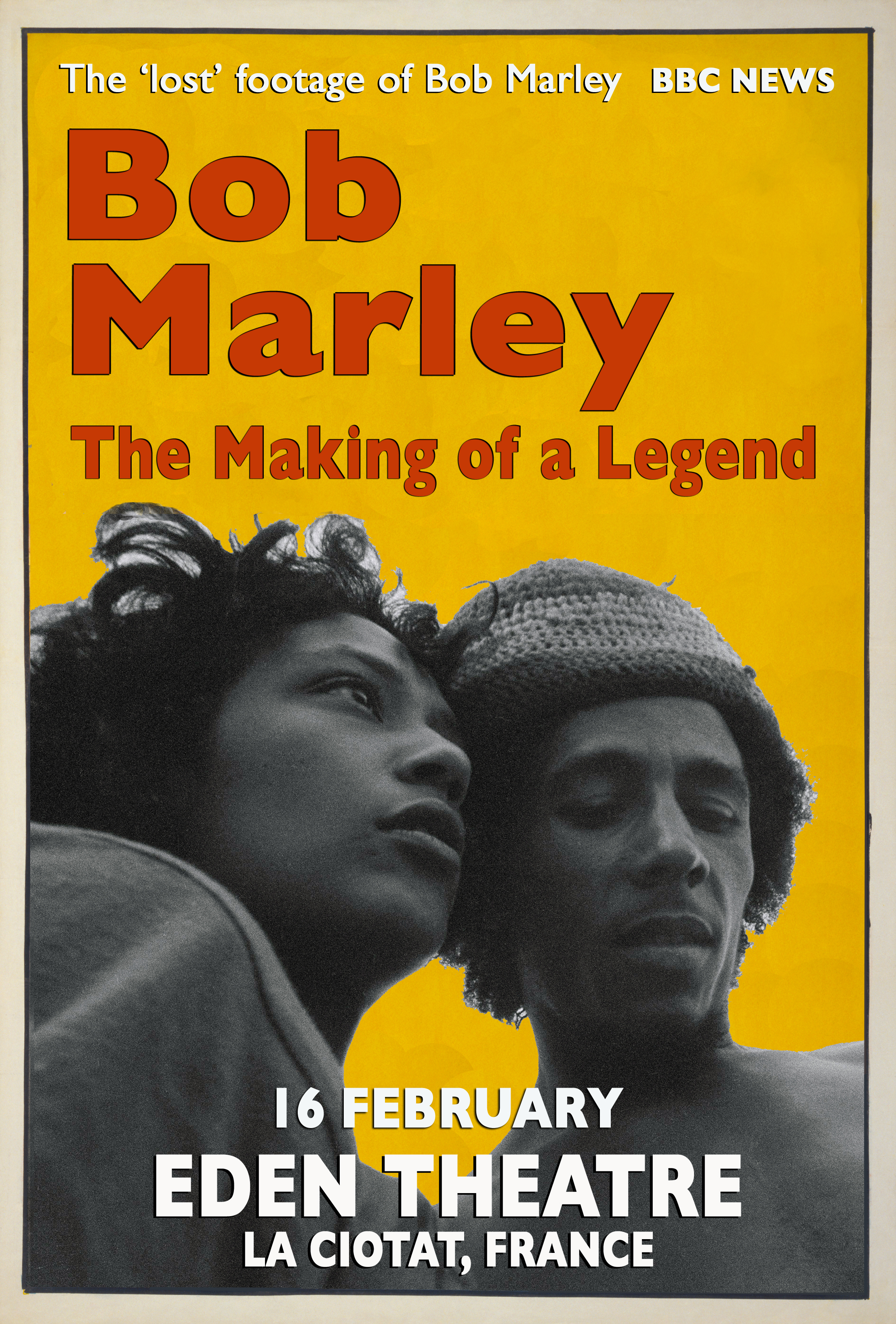 Bob Marley Le film The Making Legend