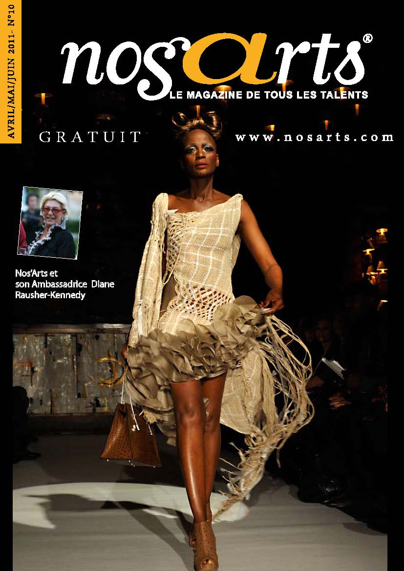 La magazine Nos'Arts bientôt version papier !