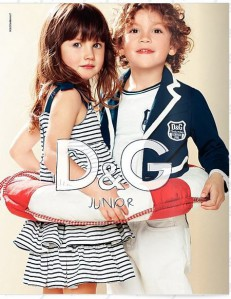 Photo D&G Junior vue sur littlesmil.fr