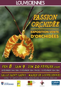 Exposition PASSION ORCHIDEE