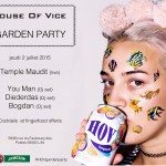 Garden Party House Of Vice