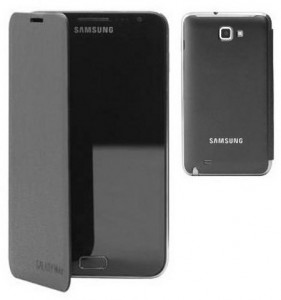 housse officielle samsung galaxy note