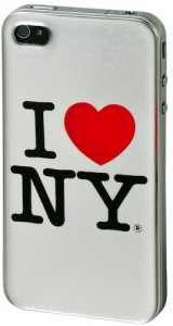 Coque iPhone 4s New York