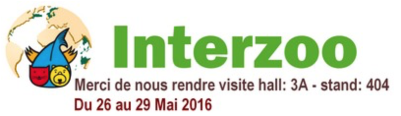 La société Reptiles-Planet salon InterZoo 2016