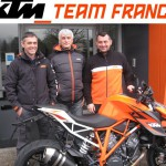 CTM 83 intègre le KTM Team France