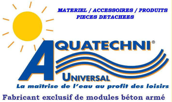 Piscines, spas, hammams BTP irrigation groupe Aquatechni-Universal