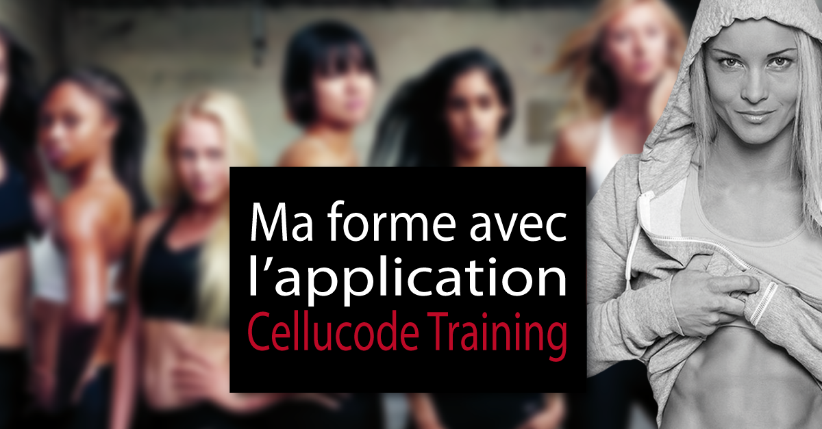 Cellucode Training, nouvelle application coaching