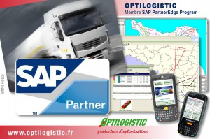 Optilogistic devient membre du SAP PartnerEdge Program