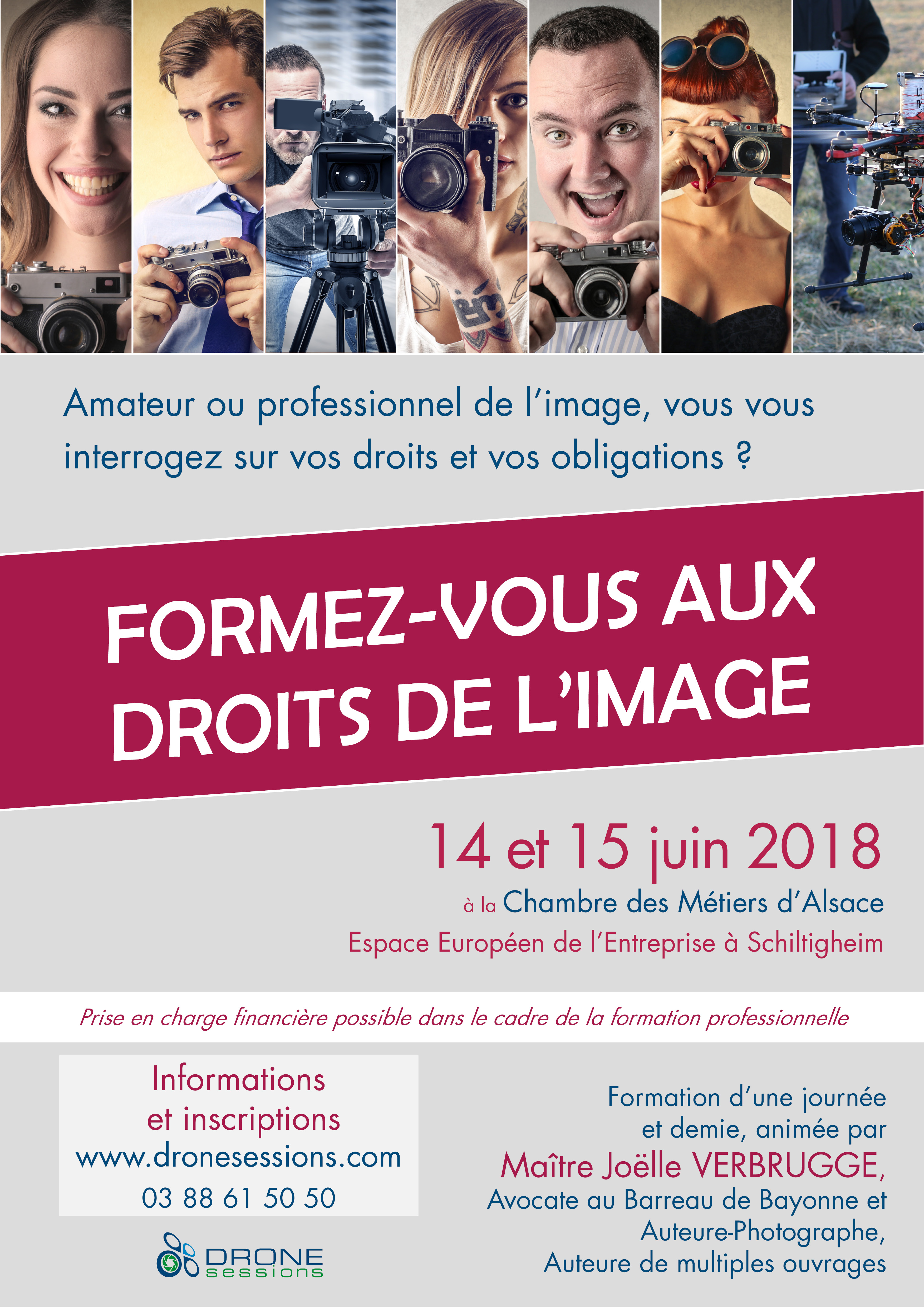 Formation droits l'image