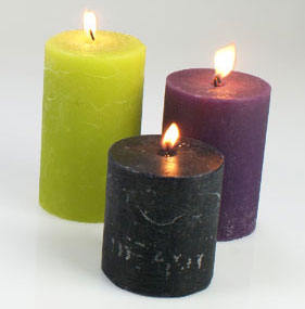 Bougies We Candle